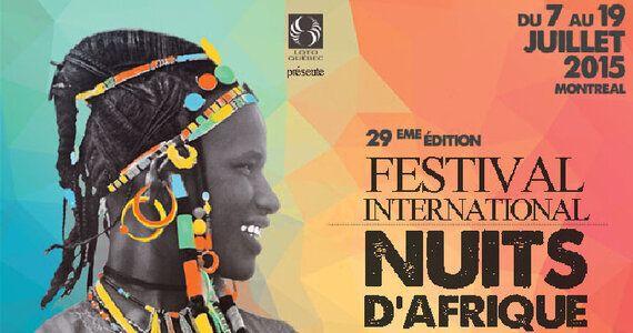 Festival Nuits d'Afrique: guide tout
