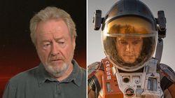 Pour Ridley Scott, on pourra (vraiment) tourner un film sur Mars dans 10 ans