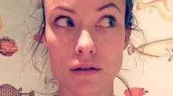 Ce selfie d'Olivia Wilde résume l'art d'être parent