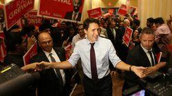 Un retour au 24 Sussex? Trudeau dans