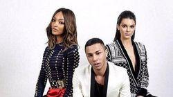 Exclusif: Kendall Jenner, les dessous de la vidéo Balmain x H&M
