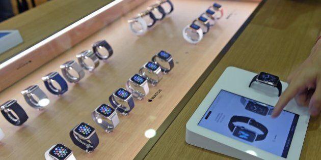 Apple Watch: les ventes de la montre connectée ont chuté de 90% depuis leur