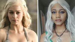 Les internautes ont déniché un sosie de Khaleesi (qui ne connaissait pas «Game of