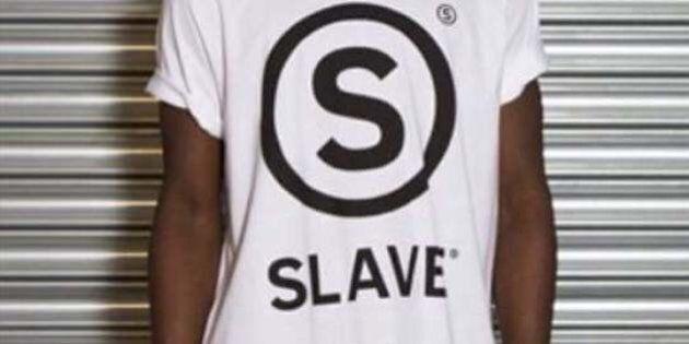ASOS pointé du doigt pour ce t-shirt sur lequel est écrit
