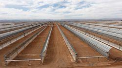 Cette centrale solaire sera la plus grande au monde