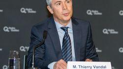 Thierry Vandal nommé au conseil d'administration de la Banque