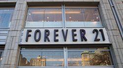 Le premier Forever 21 de Québec ouvrira ses portes le 11