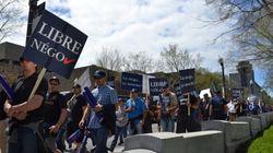 Mandat de grève pour le Front