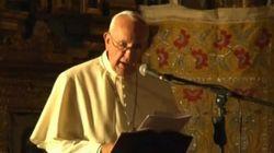 Le pape lance un appel à la protection de l'environnement
