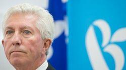 Défait, Gilles Duceppe ne démissionne pas pour le moment