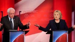 Débat démocrate: Clinton à