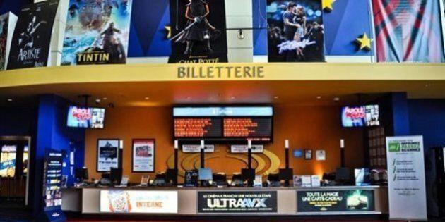 Cineplex réduit les formats de ses boissons, mais pas les