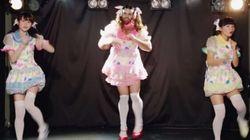 Quand deux chanteuses japonaises rencontrent un lutteur barbu, ça donne ça