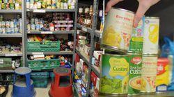 Hausse des prix: les banques alimentaires craignent le