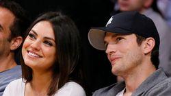 Les détails du mariage de Mila Kunis et Ashton Kutcher enfin