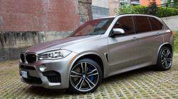 Essai routier BMW X5 M 2015