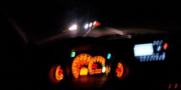 Multiples sorties de route sur l'autoroute 10 en raison de la glace