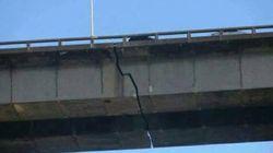Fissure dans le pont Champlain: un