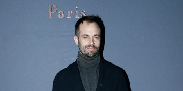 PARIS, FRANCE - JANUARY 22: Paris National Opera dance director Benjamin Millepied attends the Berluti...