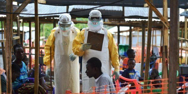 Ebola: environ 50 personnes recherchées en Sierra