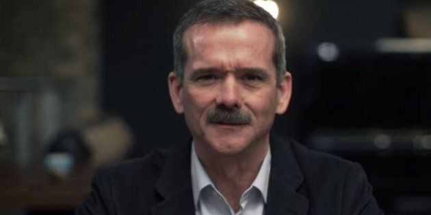 Chris Hadfield lance «Space Sessions: Songs from a tin can»