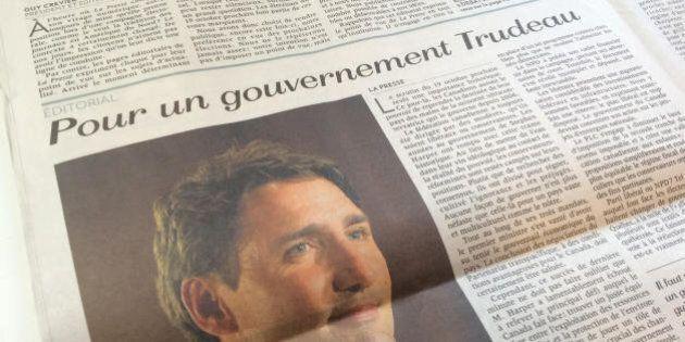 Élections: les médias étrangers axent leur couverture sur Justin