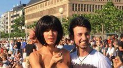 Une artiste suisse arrêtée pour des selfies entièrement