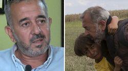 Le réfugié frappé par une journaliste hongroise attend sa famille en Espagne