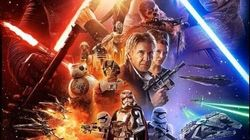 L'affiche officielle de Star Wars 7