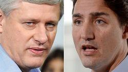 Stephen Harper reprend son refrain contre un éventuel gouvernement