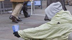 Montréal compte quelque 3000 sans-abri