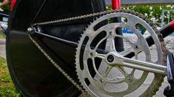 Un moteur caché dans un vélo, 1er cas avéré de «dopage