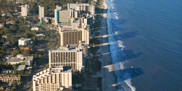 Myrtle Beach veut attirer les touristes canadiens en compensant la faiblesse du