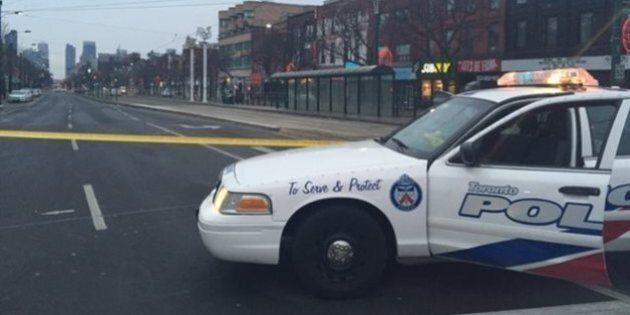Deux morts et trois blessés dans une fusillade au centre-ville de