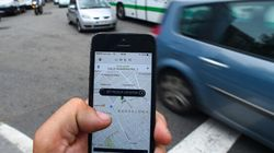 Des données personnelles de chauffeurs d'Uber