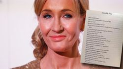 La réponse géniale de JK Rowling aux trolls