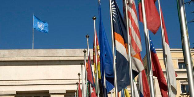United Nations Organization Geneva UNOG
