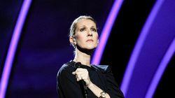 Céline Dion fond en larmes en rendant hommage à René