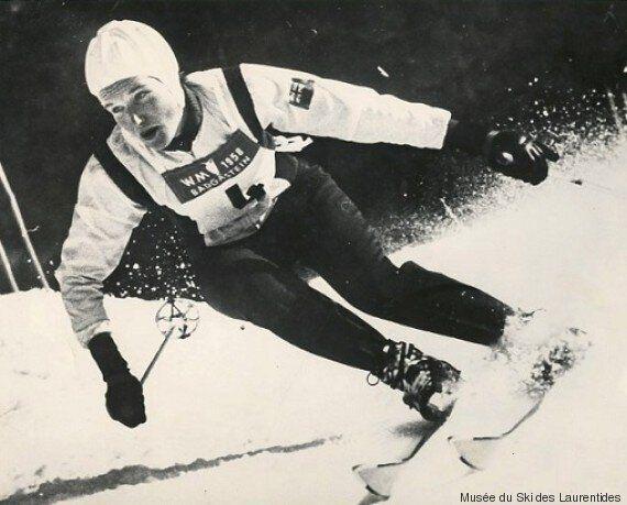 Il y a 60 ans Lucile Wheeler remportait une médaille olympique historique en