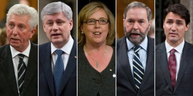 Élections fédérales 2015: Un gouvernement minoritaire peut être très productif, rappelle un