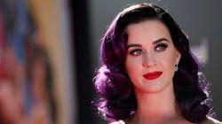 Quand Katy Perry chantait pour un groupe de metal chrétien
