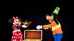 Disney On Ice: Mickey et Minnie gâtent les bouts de choux de Sainte-Justine