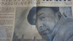Le poète Pablo Neruda doit être à nouveau