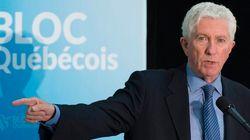 Le «Bloc canadien» n'est pas un ami du Québec, selon Duceppe