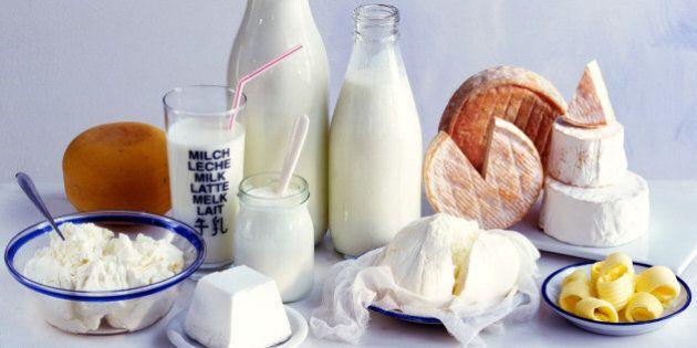 Various dairy