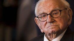Le «Schindler britannique» est décédé à 106