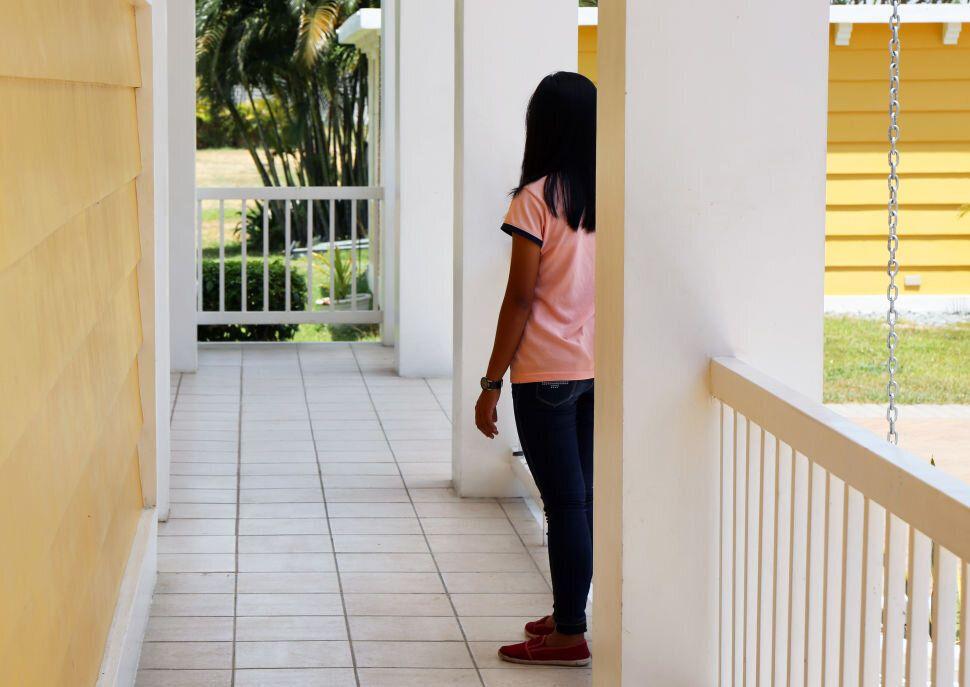 필리핀의 어린이들은 다른 나라 성인들에게 인터넷으로 성 착취를 당하고