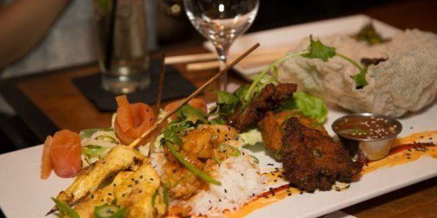 Grenade: une brasserie orientale au menu