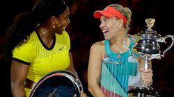 Kerber cause la surprise et bat Serena Williams en