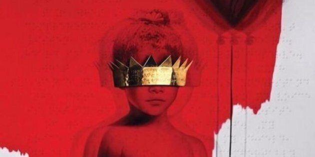 Rihanna dévoile «Anti» et la pochette de ce nouvel album